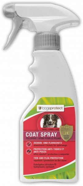 Bogaprotect Coat Spray - Ungezieferfellspray 250 ml