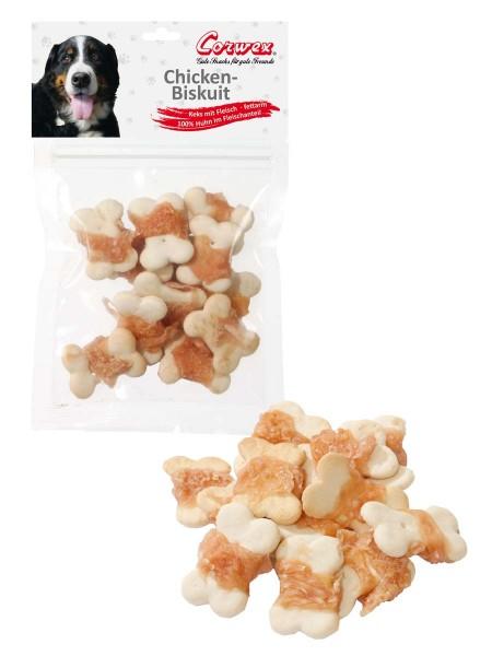 Corwex Hundesnack Chicken-Biskuit Big