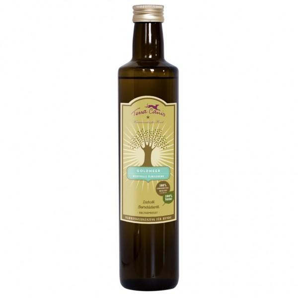 Terra Canis Goldmeer - Lachsöl & Dorschleberöl - 250 ml