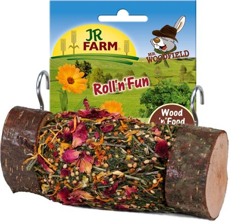 JR Mr. Woodfield Roll n Fun - 120g