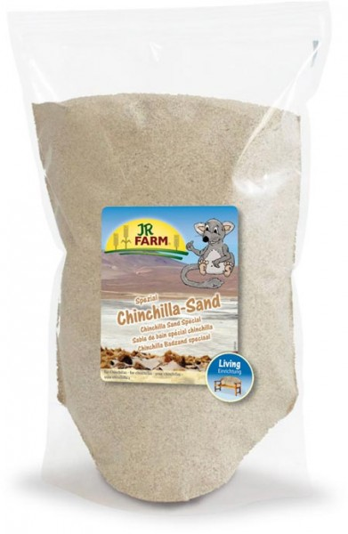 JR Farm Chinchilla-Sand Spezial - 1kg