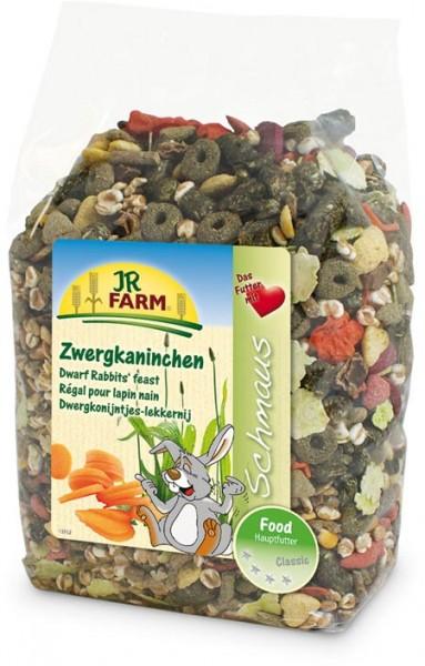 JR Farm Food Zwergkaninchen-Schmaus - 1,2kg