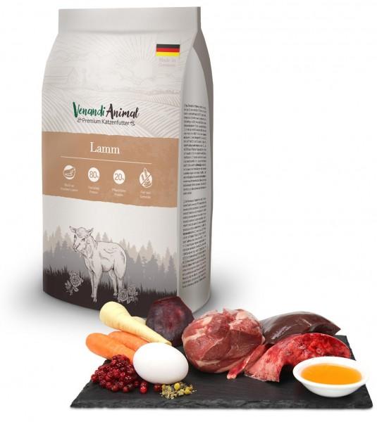 Venandi Animal Trockenfutter mit Lamm