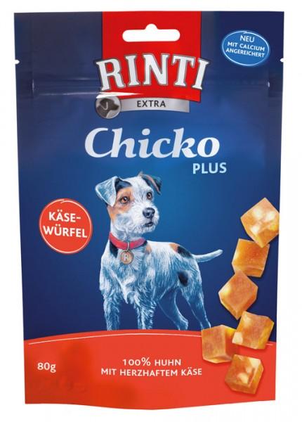 Rinti Extra Chicko Plus Huhn & Käsewürfel