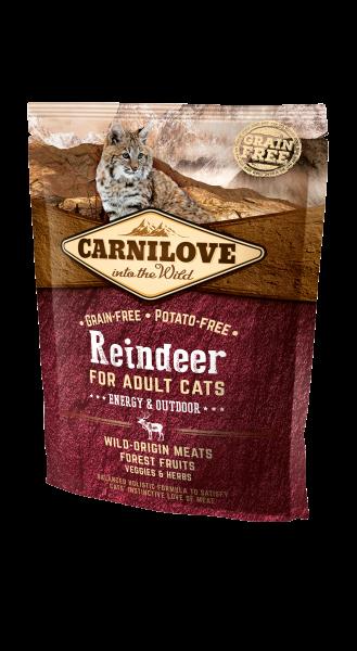 Carnilove Katze Adult Rentier, Reindeer