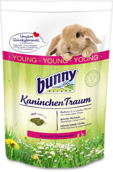 Bunny KaninchenTraum YOUNG - 1.5kg