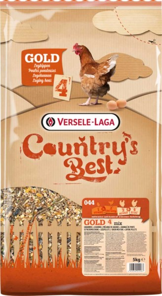 Versele Laga Contry's Best Gold 4 Mix 5kg