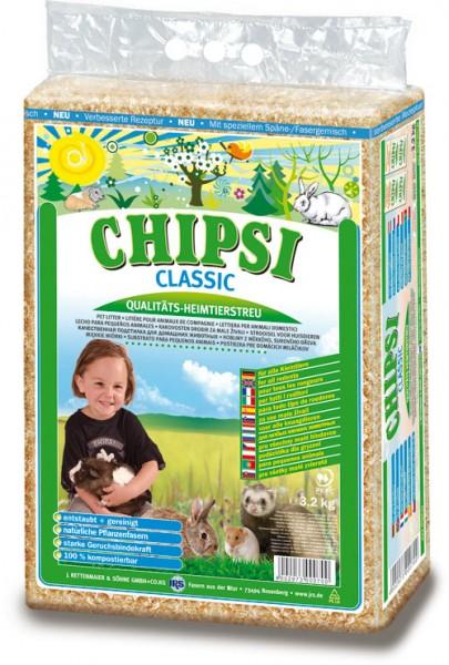 Chipsi Classic Heimtierstreu - 60 L (3,2kg)