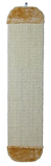 Trixie Kratzbrett XL mit Plüsch - 18 × 78 cm