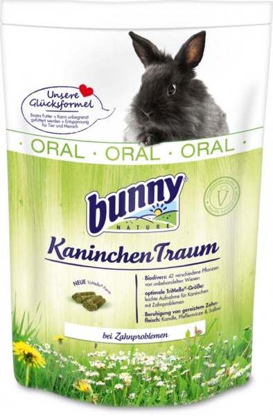 Bunny KaninchenTraum ORAL - 4kg