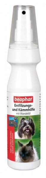 Beaphar Entfilzungs- und Kämmhilfe - 150ml