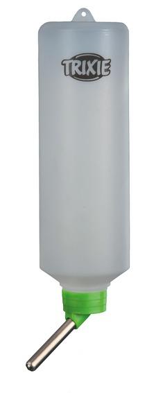 TRIXIE Kleintiertränke mit Drahthalter - 600 ml   Futternapf ...