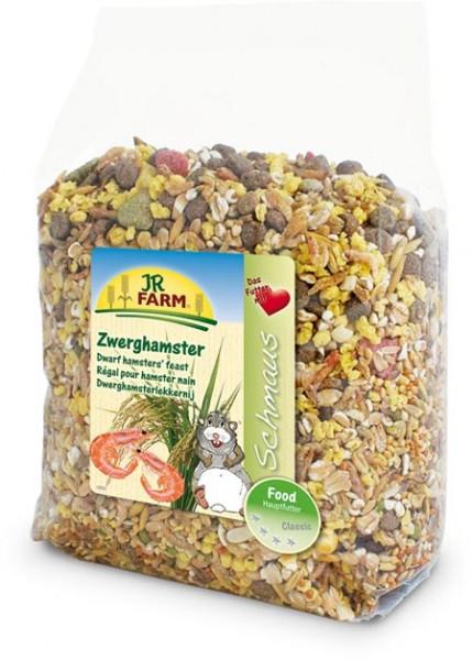 JR Farm Food Zwerghamster-Schmaus - 600g