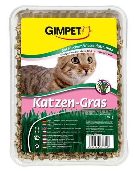 GIMPET Katzengras mit Wiesenduft - 150g